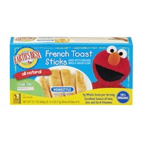 Earth's Best All Natural French Toast Sticks