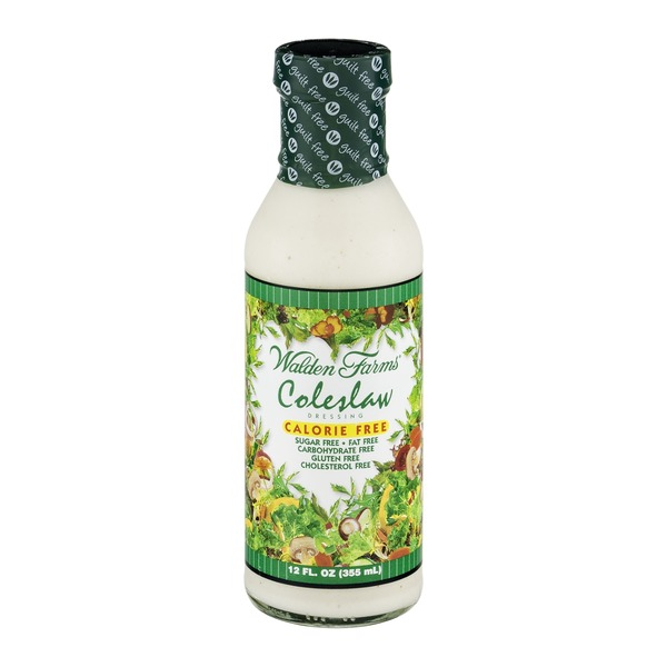 Walden Farms Calorie Free Dressing Coleslaw