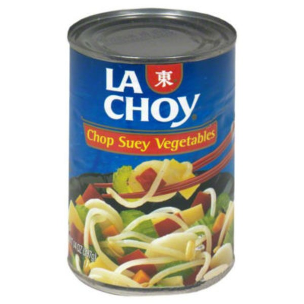 La Choy Vegetables Chop Suey
