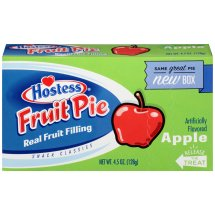 Hostess Fruit Pies Apple, 4.5 Oz each