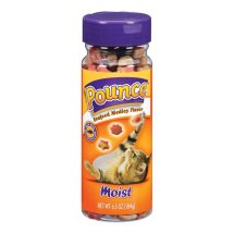 Pounce Moist Seafood Medley with Real Tuna & Salmon Cat Treats, 6.5 oz