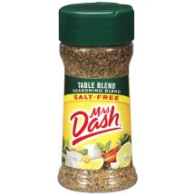 Mrs Dash Salt-Free Seasoning Table Blend, 2.5 oz