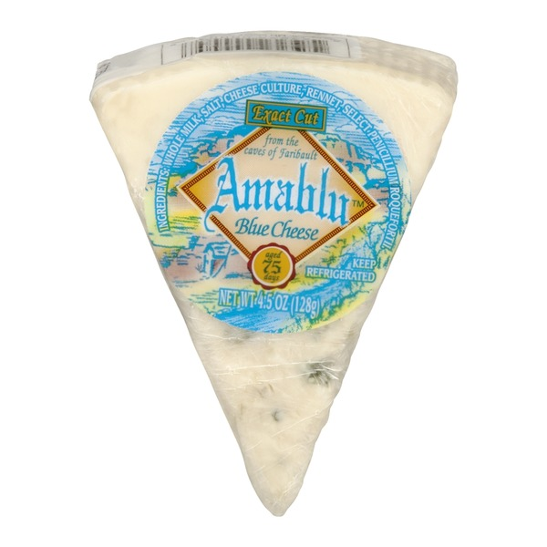 Amablu Blue Cheese Wedge