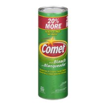 Comet with Bleach, 25.2 OZ