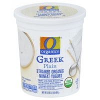 O Organics Organic Greek Yogurt Plain
