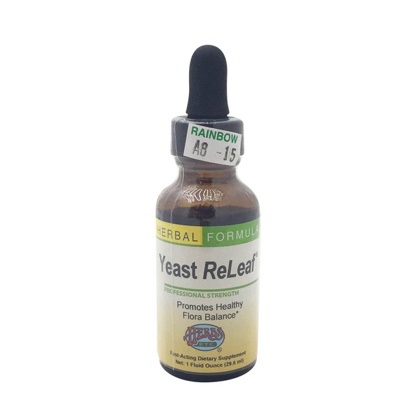 Herbs Ect Yeast ReLeaf Herbal Formula