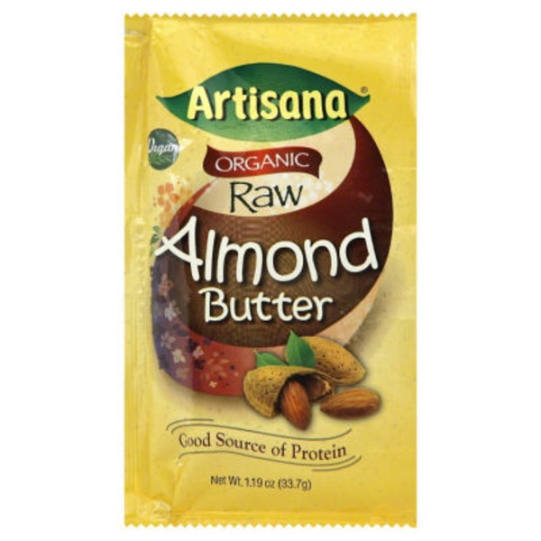 Artisana Almond Butter, Raw, Organic
