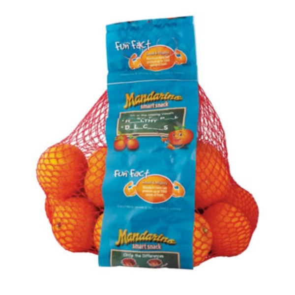 Fresh Mandarin Oranges, Bag