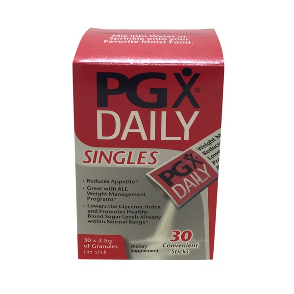 PGX Daily Weight Loss Sticks