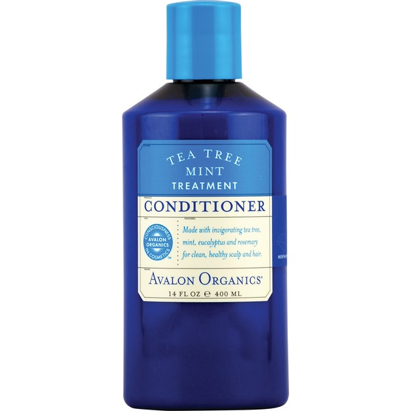 Avalon Organics Tea Tree Mint Treatment Conditioner