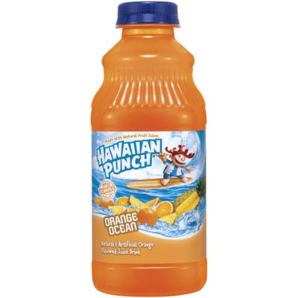 Hawaiian Punch Ocean Orange Juice Drink