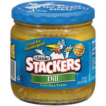 Vlasic Stackers Dill Pickles