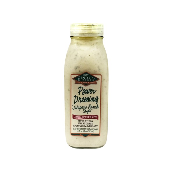 Cindy's Kitchen Jalapeno Ranch Style Power Dressing