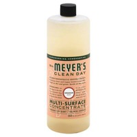 Mrs. Meyer's Clean Day Geranium Scent Concentrate Multi-Surface Cleaner