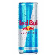 Red Bull Sugarfree Energy Drink, Energy Drink, 12 Fl Oz, 4 Count
