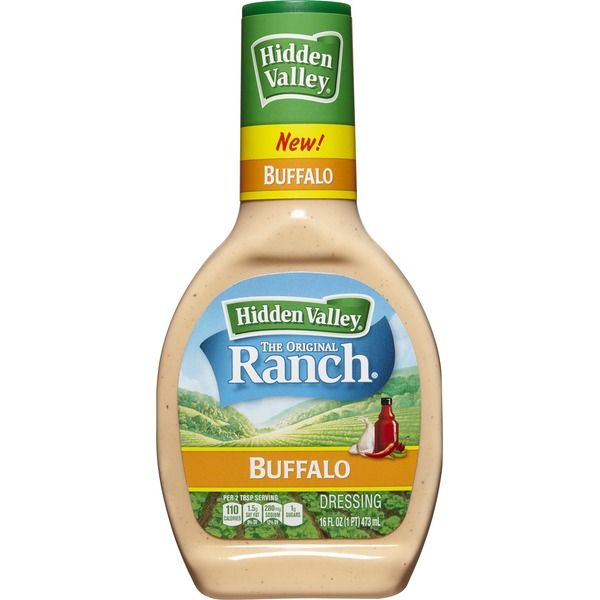 Hidden Valley Dressing Ranch Buffalo