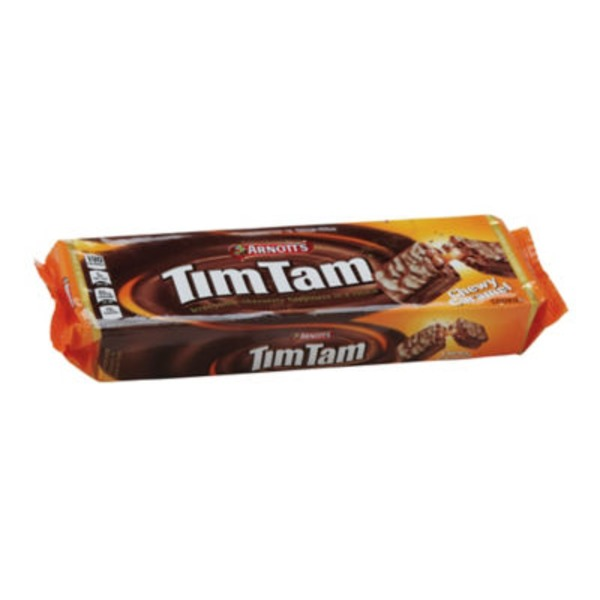 Pepperidge Farm Cookies Tim Tam Chewy Caramel Cookies