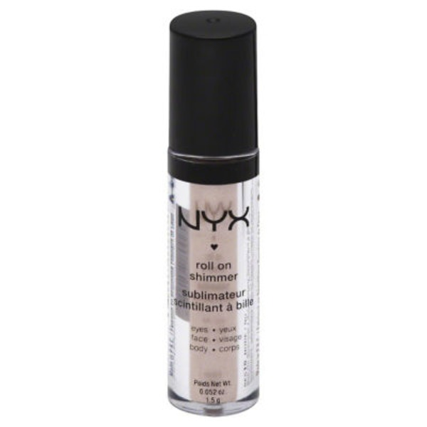 NYX Roll On Shimmer - Nude Res15