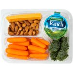 Carrot, Broccoli & Almond Snack, 6.5 oz