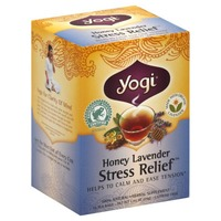 Yogi Honey Lavender Stress Relief Herbal Tea