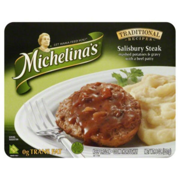 Michelina's Authentico Salisbury Steak