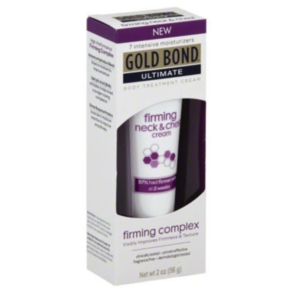 Gold Bond Ultimate Firming Neck & Chest Cream
