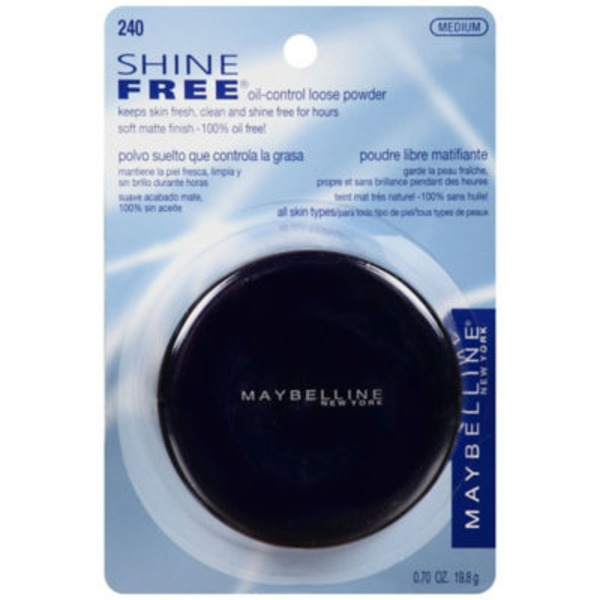 Shine Free® Medium Oil Control Loose Powder