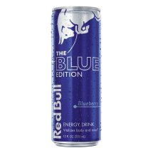 Red Bull The Blue Edition Energy Drink, Blueberry, 12 Fl Oz, 1 Count