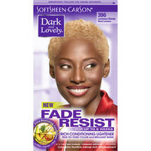SoftSheen-Carson Dark and Lovely Fade-Resistant Rich Conditioning Color Natural Black Luminous Blonde