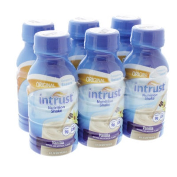 Intrust Original Vanilla Nutrition Shake