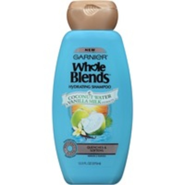 Whole Blends Hydrating Coconut Water & Vanilla Milk Extracts Shampoo