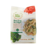 Whole Foods Market Green Curry Rice And Vegetable