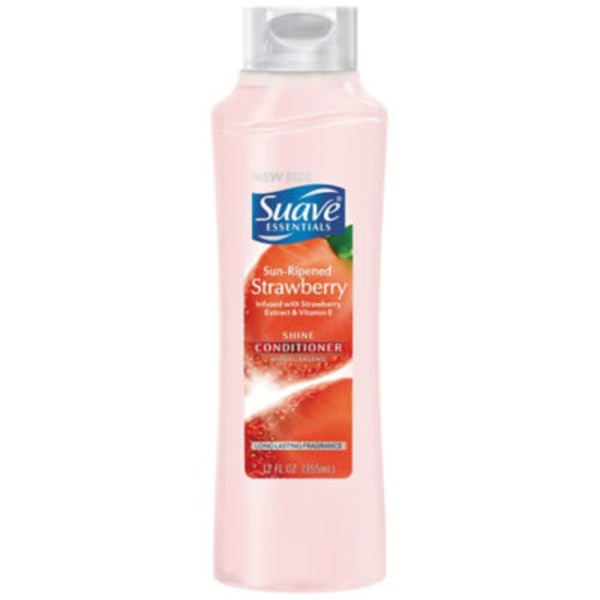 Suave Sun Ripened Strawberry Conditioner