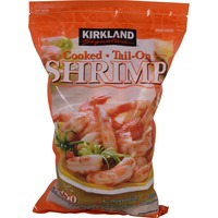 Kirkland Signature Farm Raised Cooked Shrimp