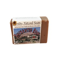 Austin Natural Soap Enchanted Rock With Sweet Almond Oil and Red Clay