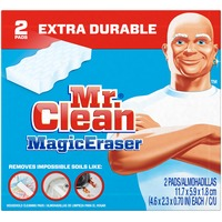 Mr. Clean Magic Eraser Extra Durable Scrubber & Cleaning Sponge 2ct. Surface Care