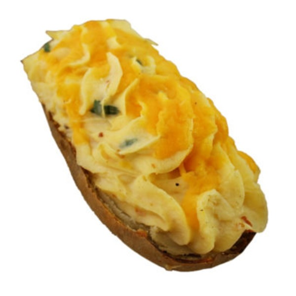 Central Market Twice Baked Potatoes