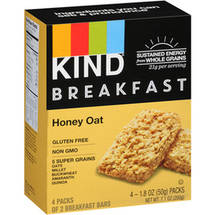 KIND Honey Oat Breakfast Bars