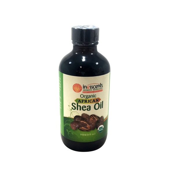 Inesscents Aromatic Botanicals Organic African Shea Oil
