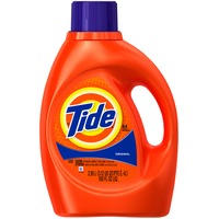 Tide Original Scent Liquid Laundry Detergent, 100 fl. oz, 64 loads Laundry