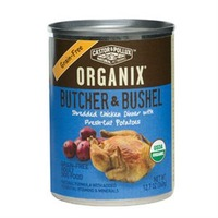 Castor & Pollux Organic Turkey & Spinach Canned Feline Formula Food