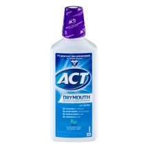 ACT Total Care Dry Mouth Anticavity Soothing Mint Fluoride Mouthwash, 18oz