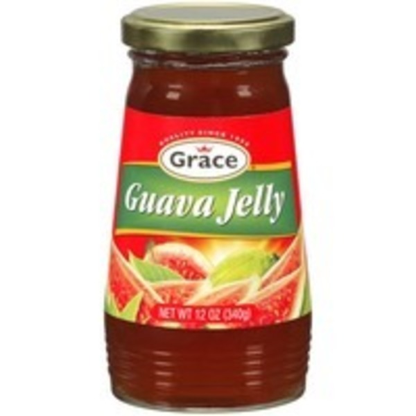 Grace & I Guava Jelly