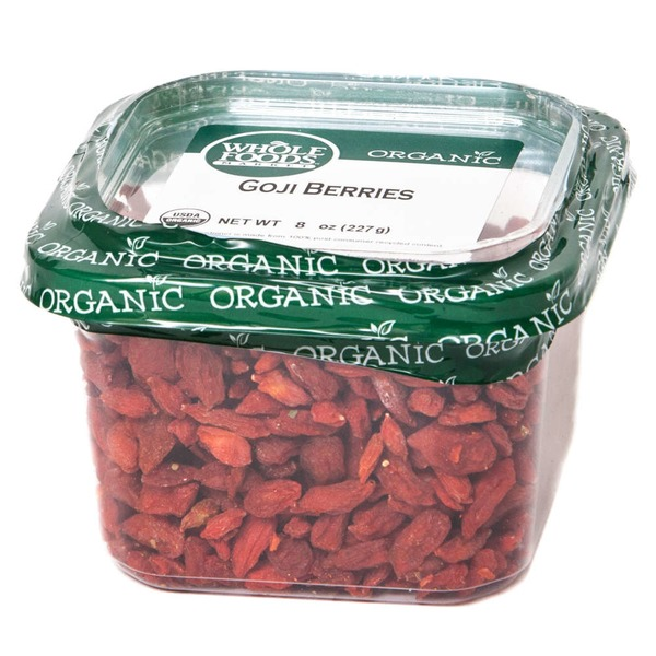 Whole Foods Market Organic Goji Berries