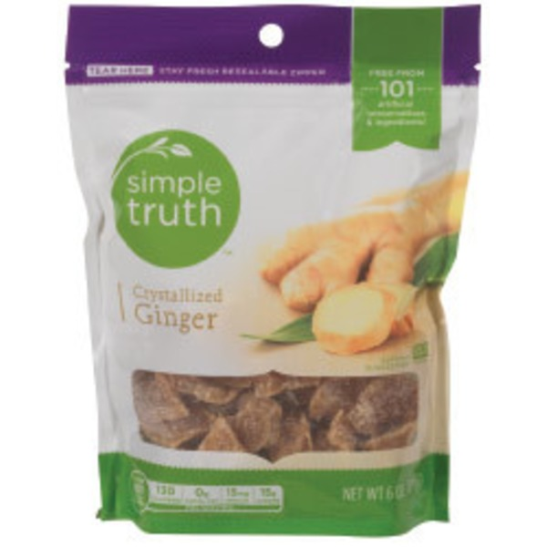 Simple Truth Organic Crystallized Ginger