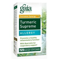 Gaia Herbs Turmeric Supreme Allergy Relief