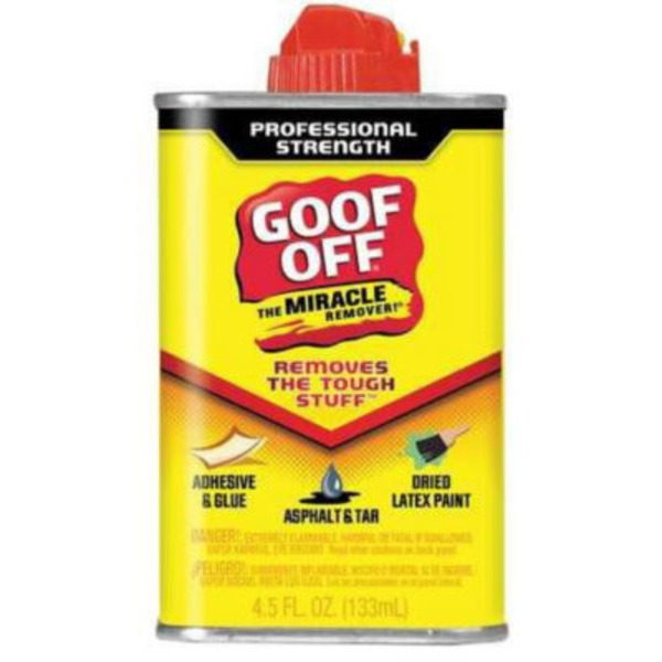 Goof Off Professional Remover