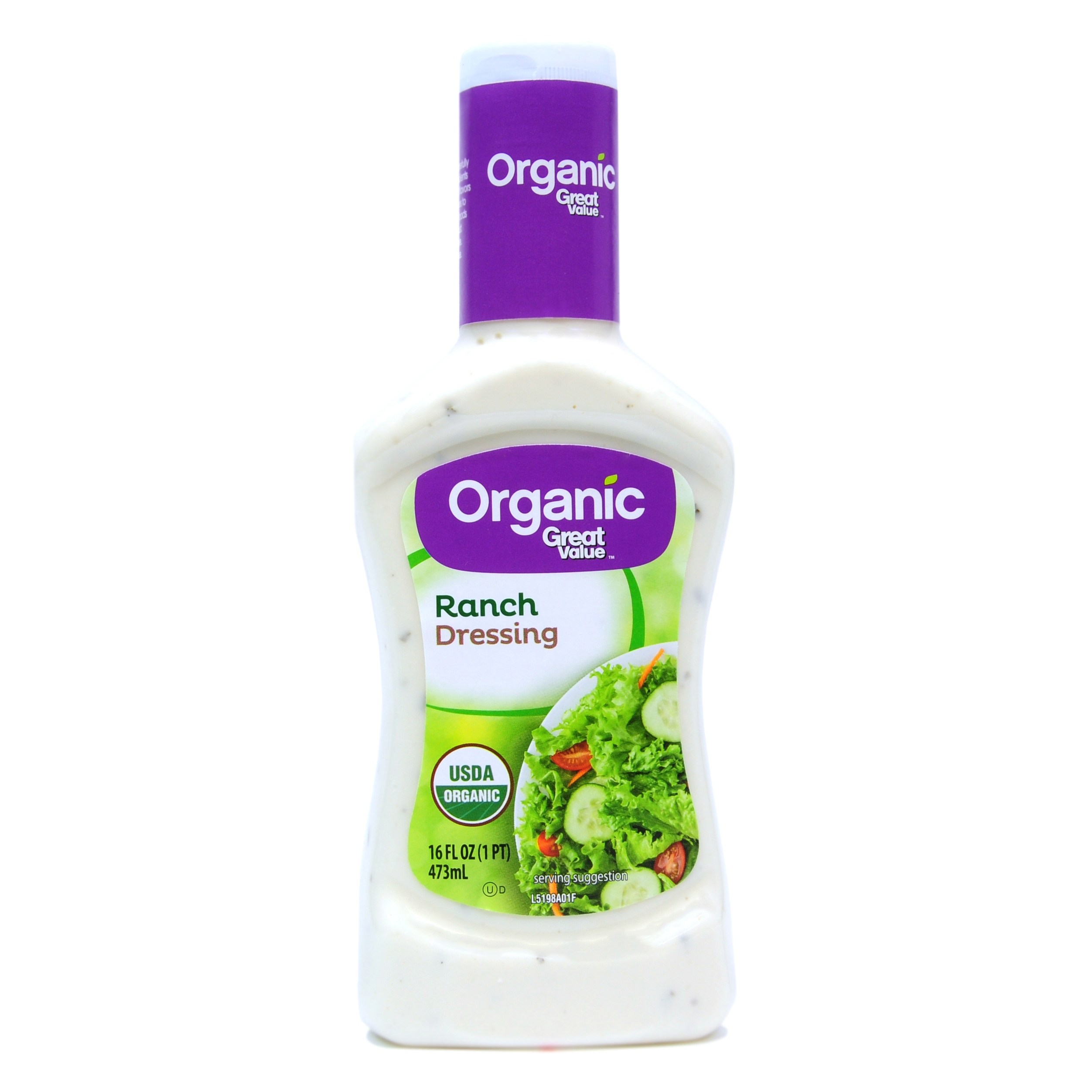 Great Value Organic Ranch Dressing