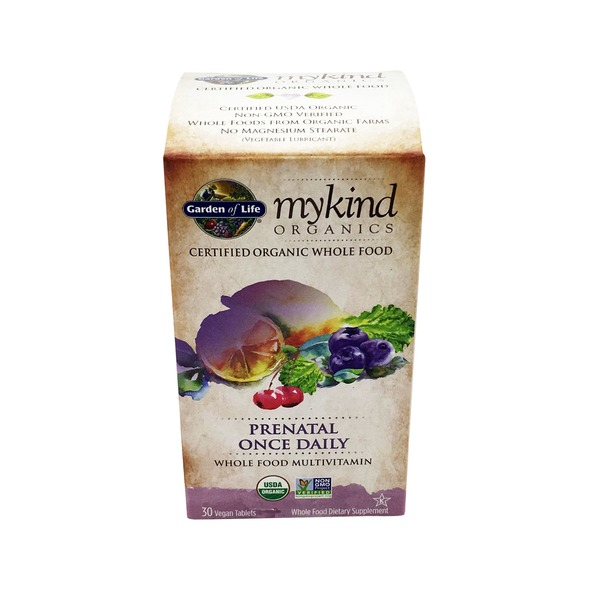 Garden of Life Kind Prenatal Once Daily