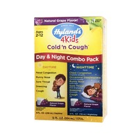 Hyland's Kids Cold'n Cough Combo Day & Night